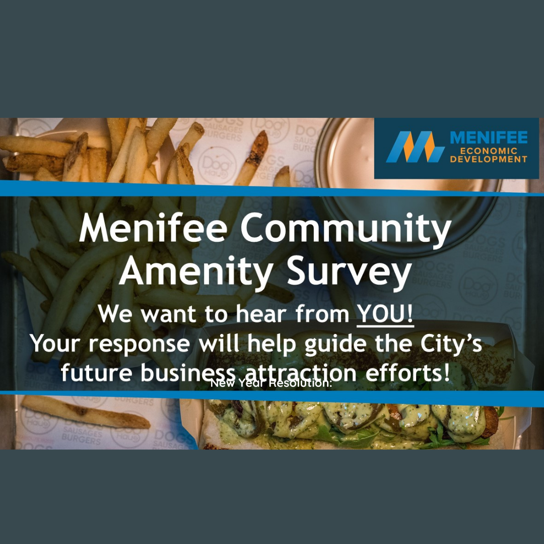 Local Amenities Survey Graphic