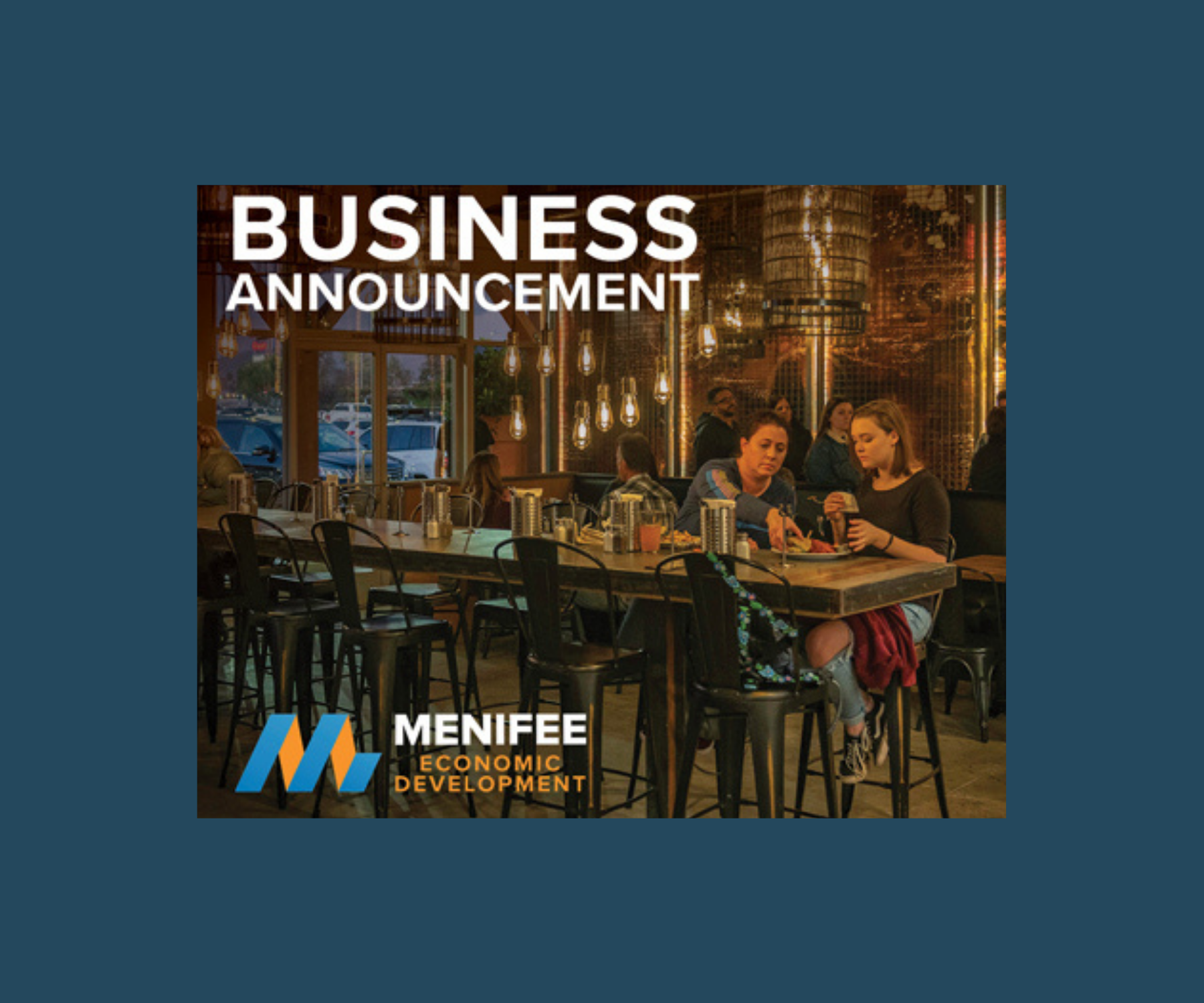 Business Grant Announcement