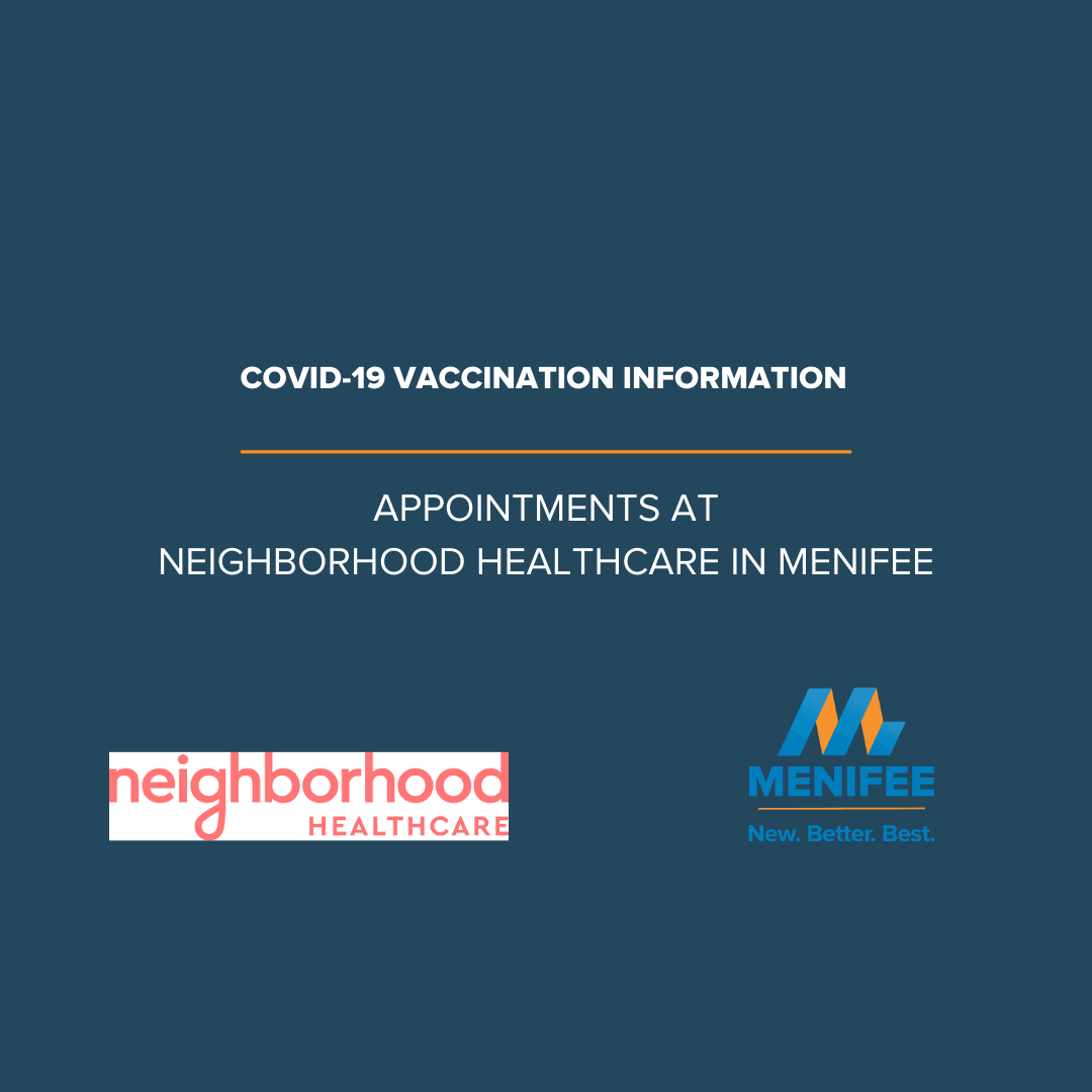 Neighborhood Healthcare Vaccine Appts
