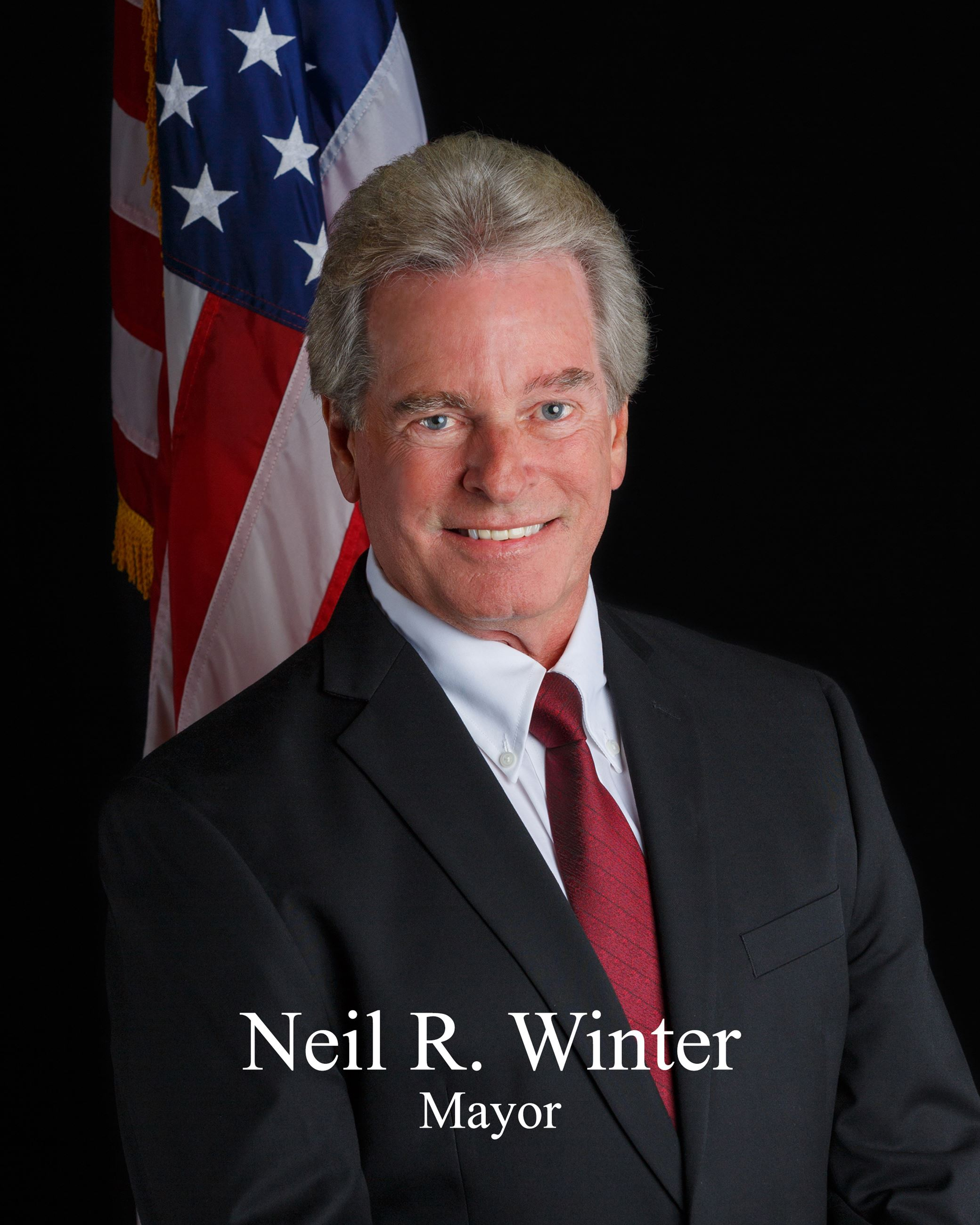 Neil R. Winter