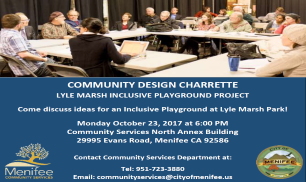 Community Design Charrette - Thumbnail