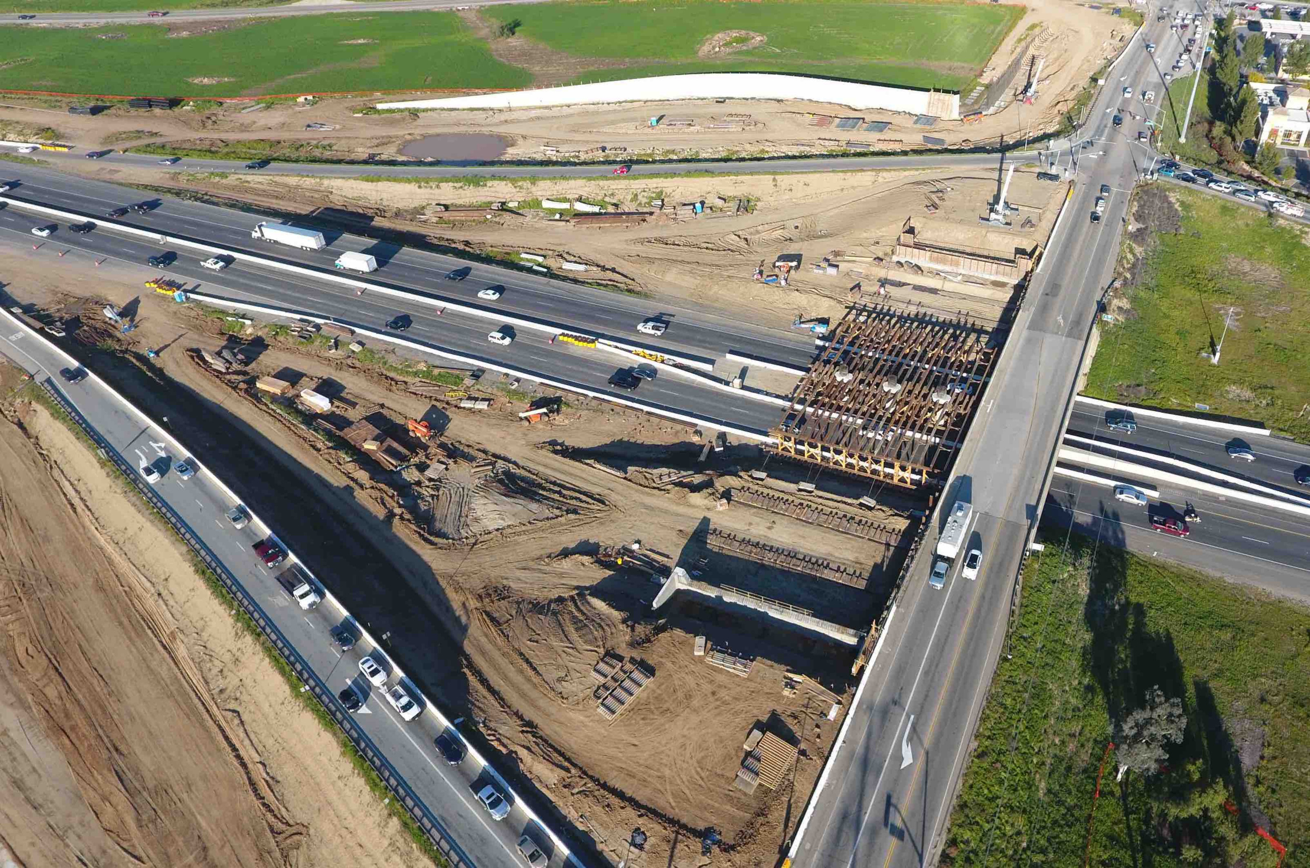 Scott Road/I-215 Interchange Project | Menifee, CA