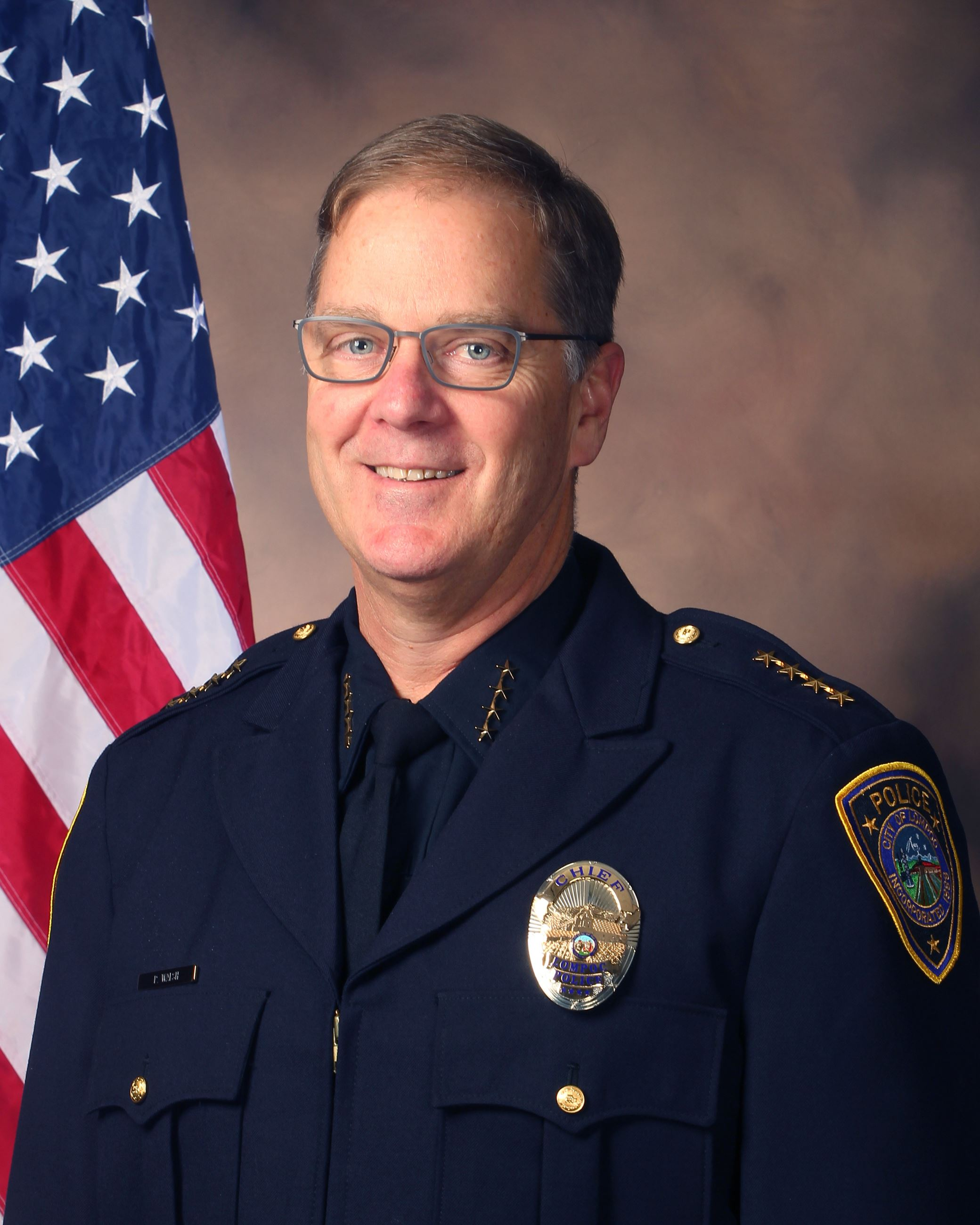 Pat Walsh - Chief of Police