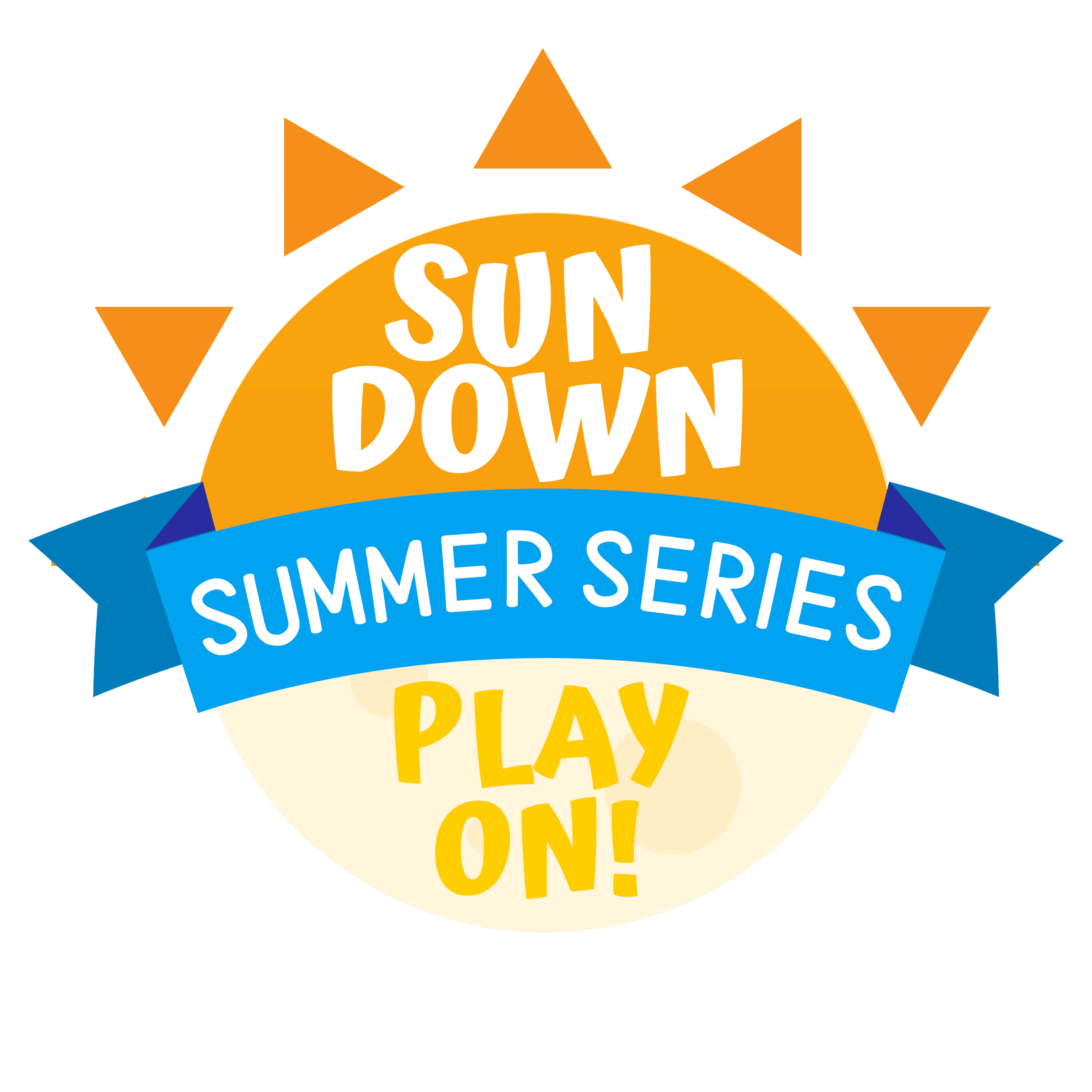 LOGO FOR SUN DOWN PLAY ON SERIES