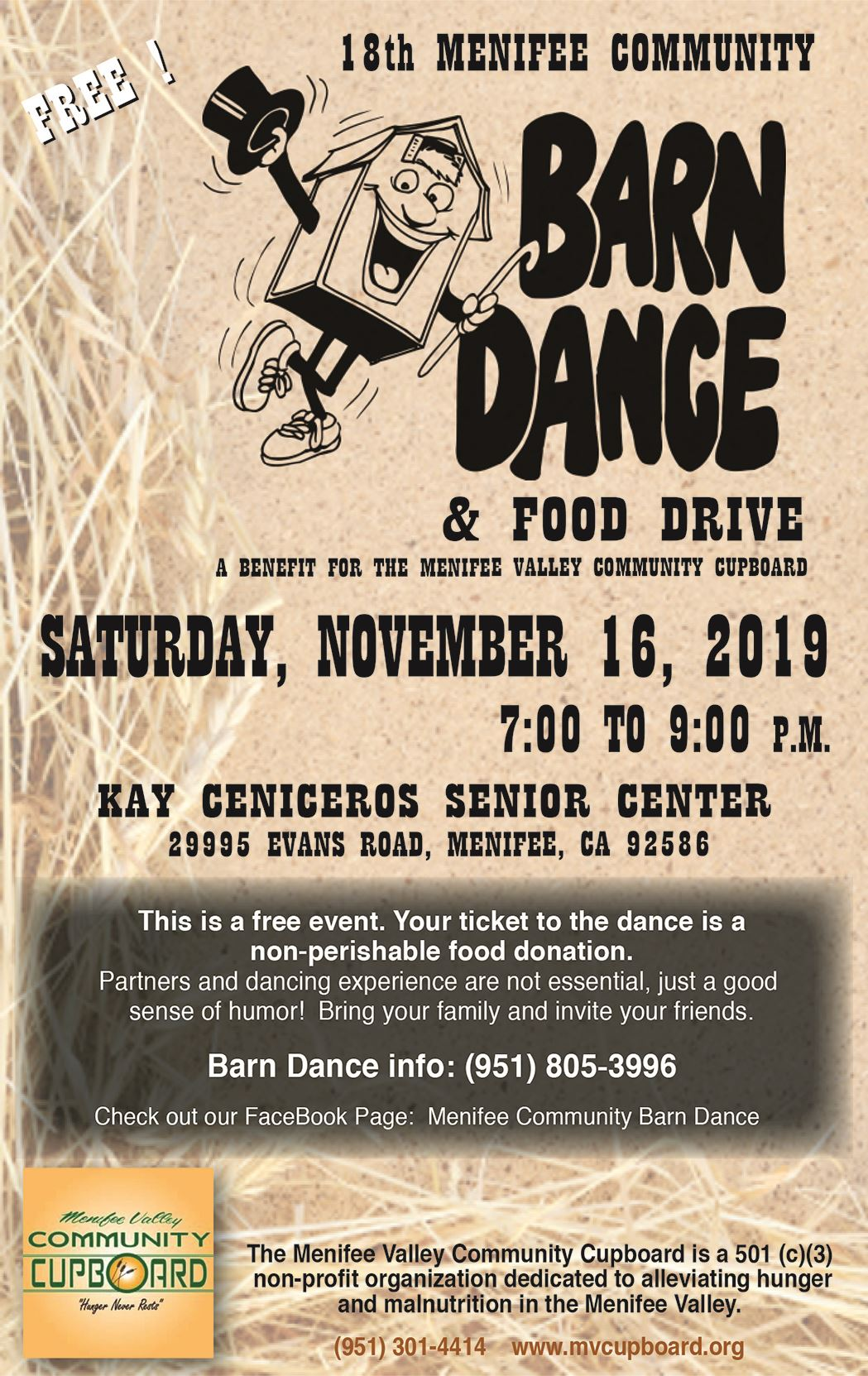 2019BarnDanceFlyer